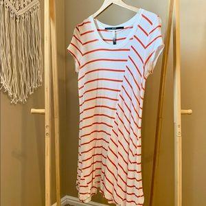 Kensie striped dress